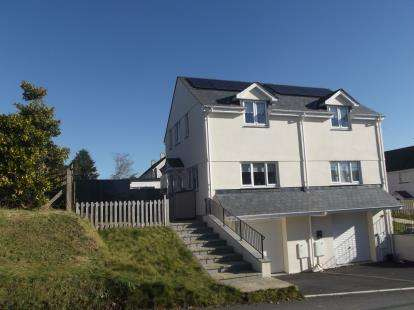 2 Bedrooms Semi Detached House for sale in Bere Alston, Yelverton, Devon