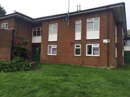 1 Bedroom Flat for sale in Park Lane, Nuneaton, Warwickshire