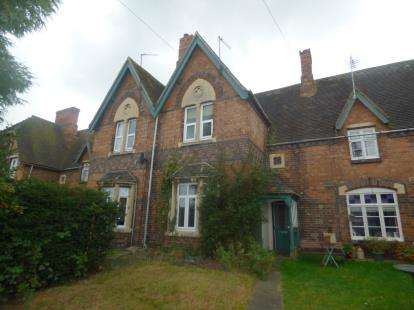 3 Bedrooms Terraced House for sale in New Row, Drayton Lane, Drayton Basset, Tamworth