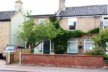 3 Bedrooms Semi Detached House for sale in Bungay, Suffolk