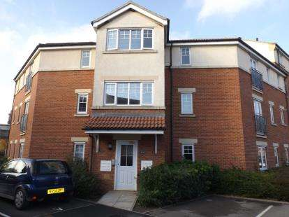 2 Bedrooms Flat for sale in Appleby Close, Darlington