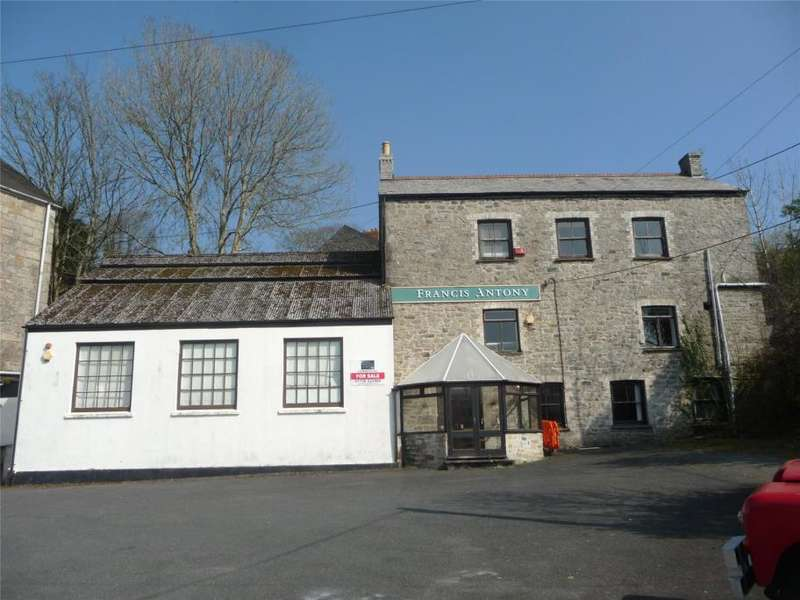 2 Bedrooms Flat for sale in Trenance Mill Flats, Blowing House Hill, St Austell