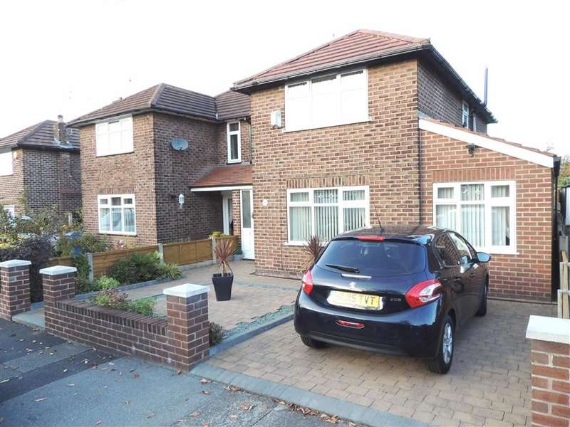 4 Bedrooms Property for sale in Brookfold Road, Heaton Chapel, Stockport