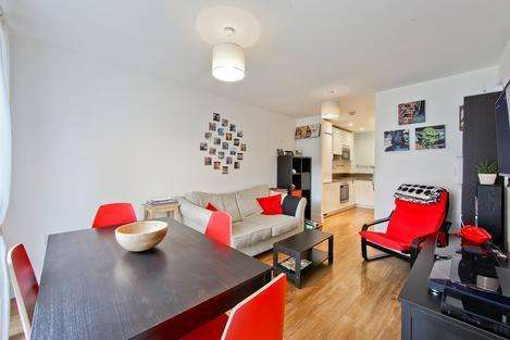 1 Bedroom Flat for sale in McMillan Street, London SE8