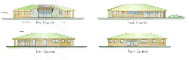 4 Bedrooms Detached House for sale in Building Plot R/O Charming Shadows, Springfield Road, Eaton Bray