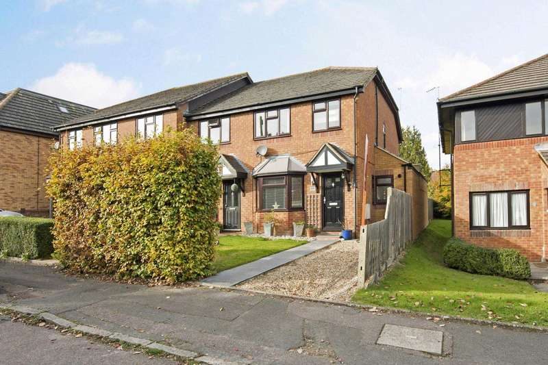 3 Bedrooms End Of Terrace House for sale in Longfield Road, Tring