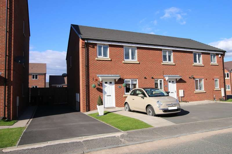 3 Bedrooms Semi Detached House for sale in Bobeche Place, Kingswinford, Dudley, DY6