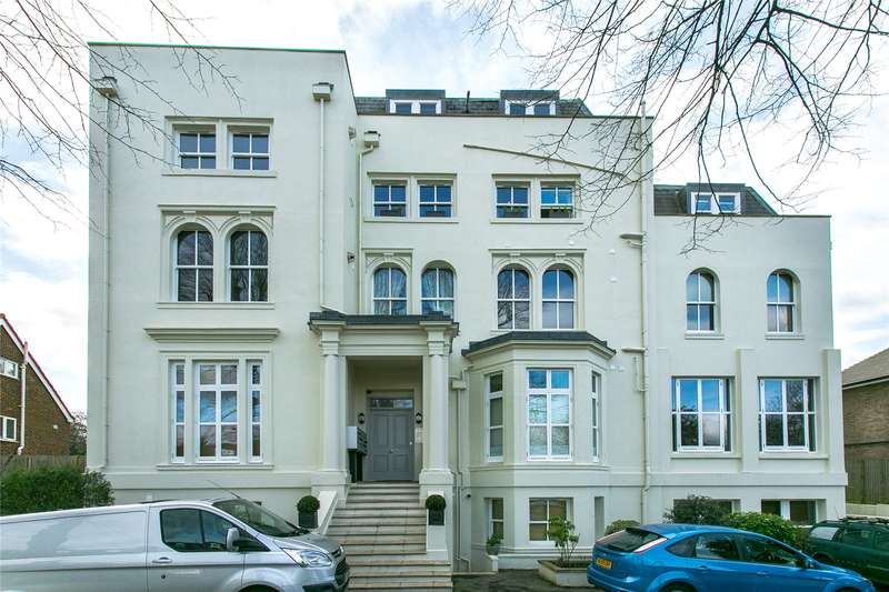 2 Bedrooms Flat for sale in High Trees Mansions, 28 Crescent Wood Road, London, SE26