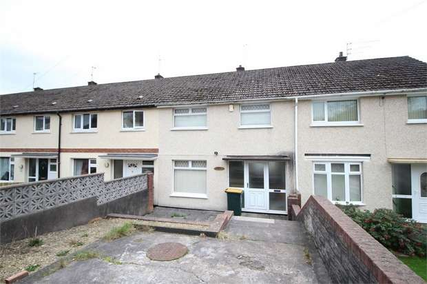 3 Bedrooms Terraced House for sale in Torridge Road, Bettws, NEWPORT
