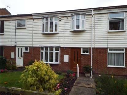 3 Bedrooms Terraced House for sale in Previn Gardens, Thorneywood, Nottingham