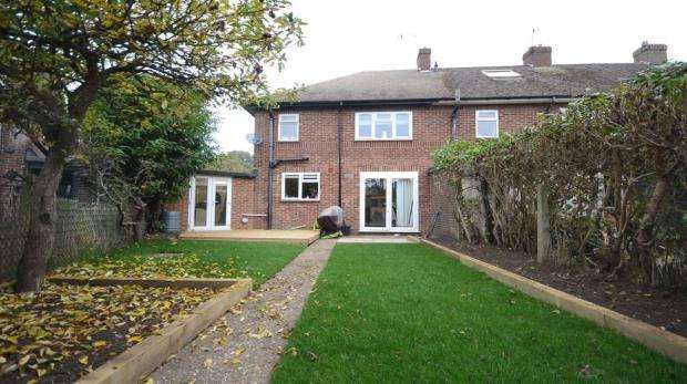 3 Bedrooms End Of Terrace House for sale in Colenorton Crescent, Eton Wick, Windsor