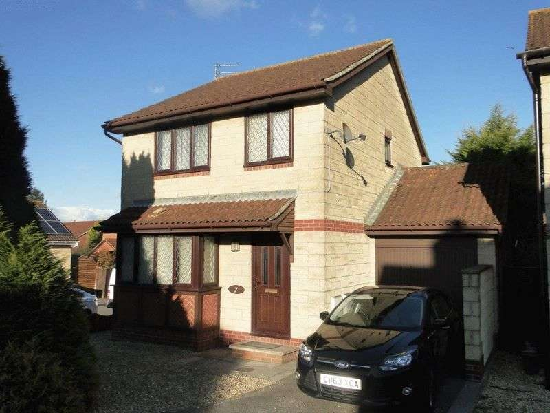3 Bedrooms Detached House for sale in Westmarch Way, Weston-Super-Mare