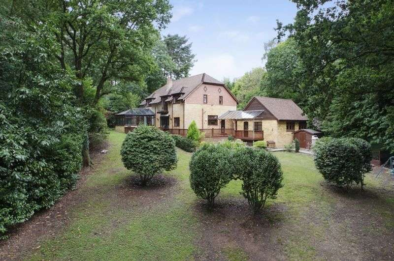 6 Bedrooms Detached House for sale in Chilworth