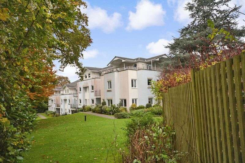 2 Bedrooms Retirement Property for sale in Hillside Court, Plymouth, PL7 2FR