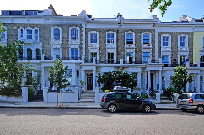 2 Bedrooms Flat for sale in St Charles Square, North Kensington, W10