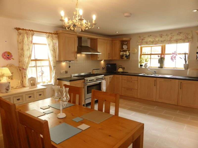 4 Bedrooms Detached House for sale in Ponsanooth, Truro