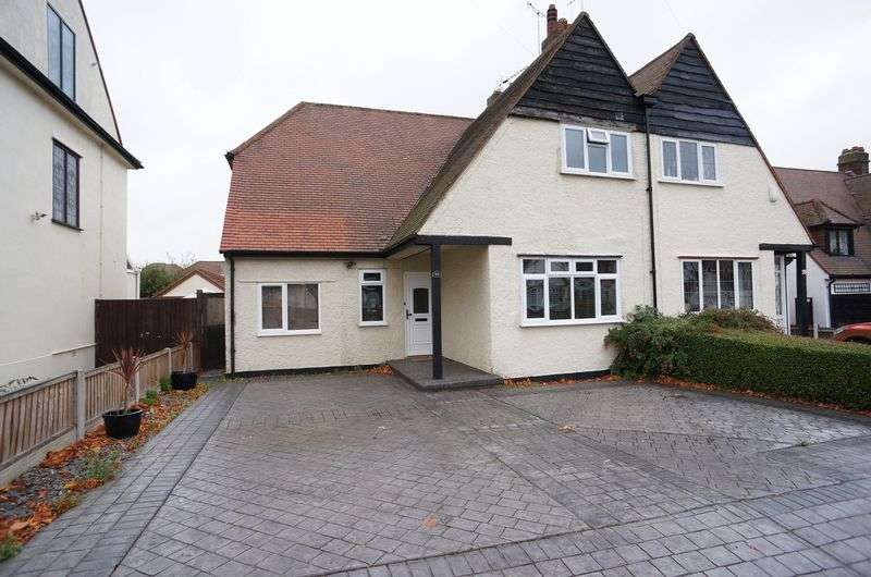 4 Bedrooms Semi Detached House for sale in Huntingdon Road, Southend-On-Sea