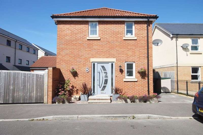 2 Bedrooms Detached House for sale in Sanderling Place, Portishead