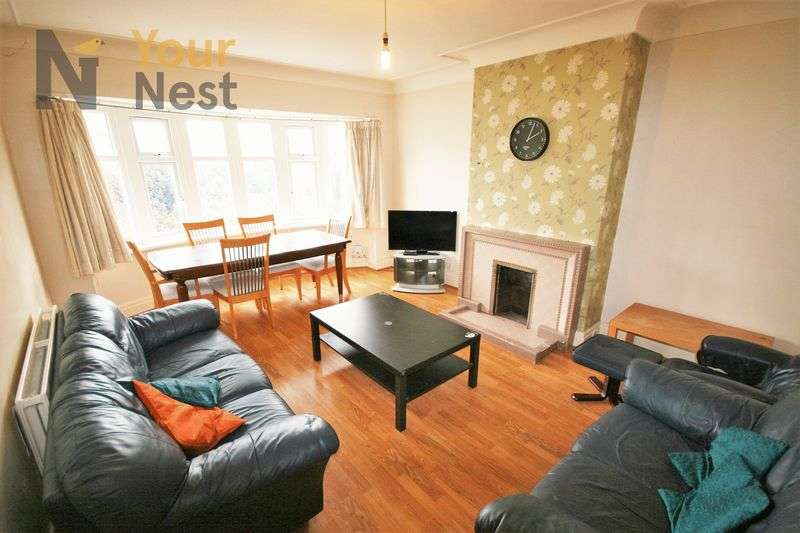 6 Bedrooms Flat for rent in Otley Road, Headingley, LS6 3PX