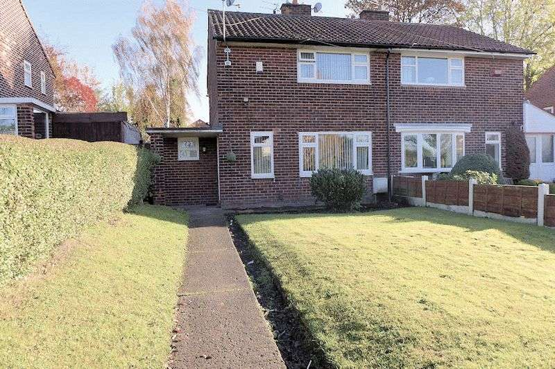 2 Bedrooms Semi Detached House for sale in Ridyard Street, Manchester