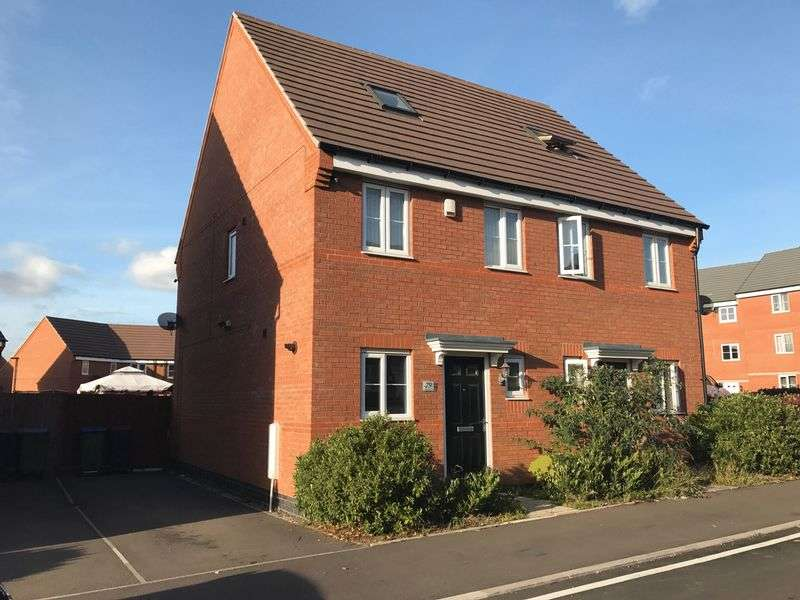 3 Bedrooms Semi Detached House for sale in Old College Avenue, Oldbury B68 8BF