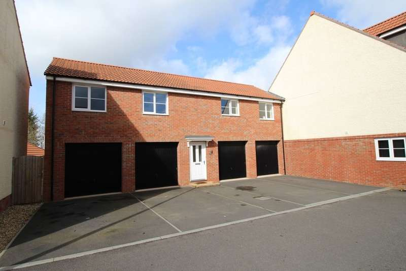 2 Bedrooms Property for sale in Seven Acres, Cranbrook, Exeter, EX5