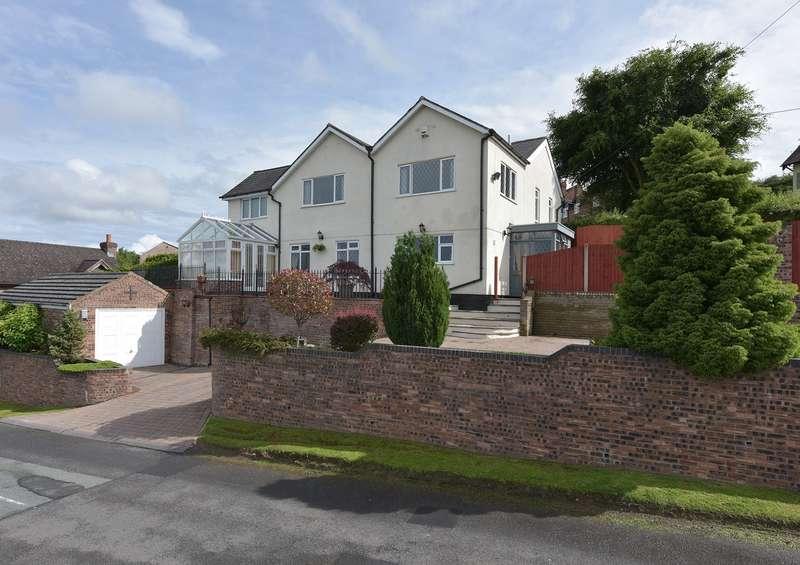 5 Bedrooms Detached House for sale in Dark Lane, Romsley, Halesowen, B62