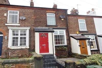 2 Bedrooms Terraced House for rent in Grange Mount Heswall