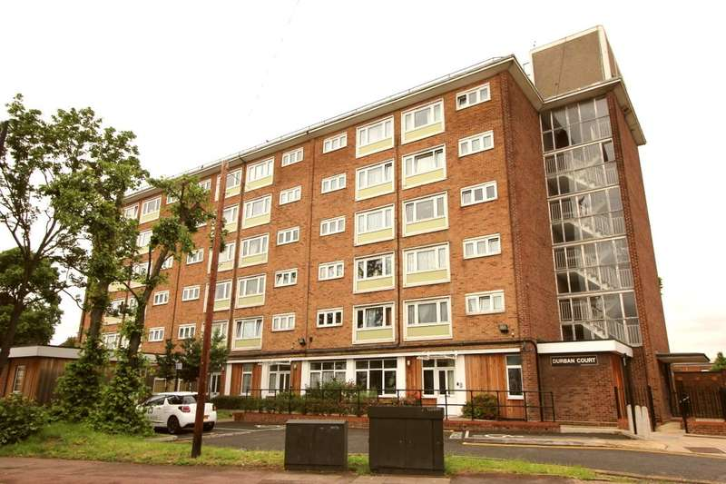 1 Bedroom Flat for sale in Durban Court Katherine Road, London, E7