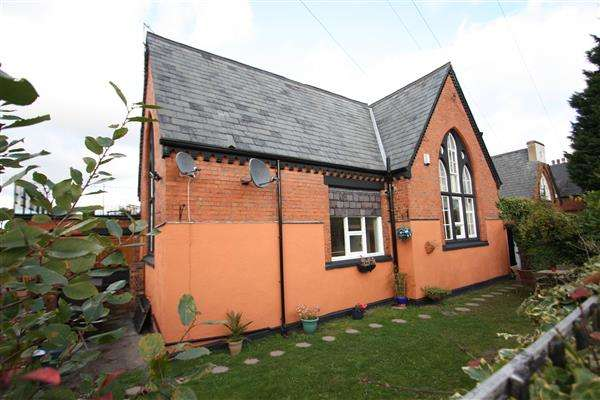 3 Bedrooms Semi Detached House for sale in School House Cottages, Berwick Road, Ellesmere Port