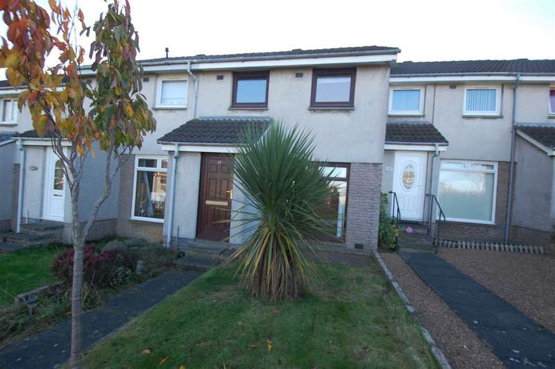 3 Bedrooms Terraced House for sale in Cameron Grove, Inverkeithing