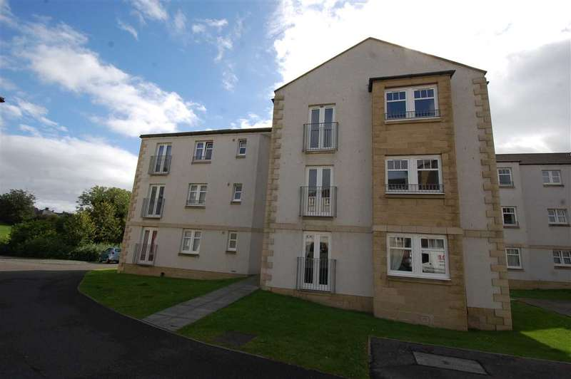 2 Bedrooms Apartment Flat for sale in Merchants Way, Inverkeithing