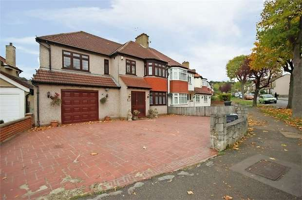 4 Bedrooms Semi Detached House for sale in Biggin Hill, London