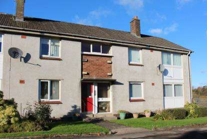 1 Bedroom Flat for sale in Church Road, Bridge of Weir