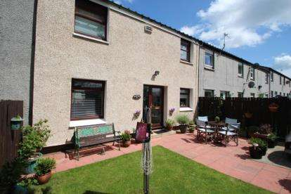 3 Bedrooms Terraced House for sale in Carron Place, Irvine, North Ayrshire