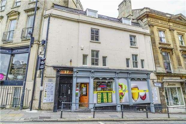 2 Bedrooms Flat for sale in Broad Street, BATH, Somerset, BA1