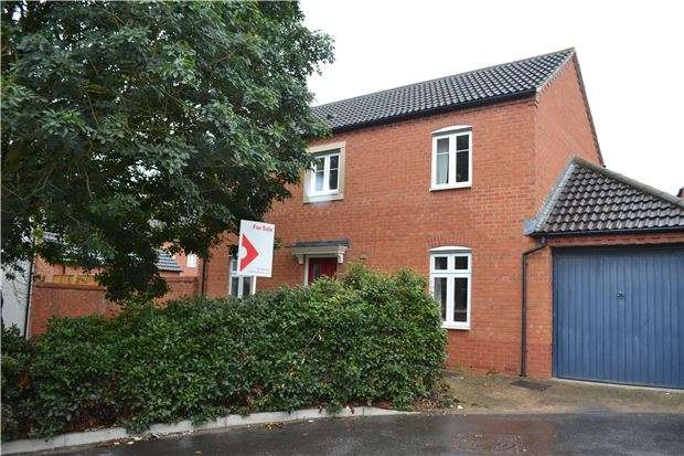 3 Bedrooms Link Detached House for sale in Jarratts Road, Bristol, BS10 6WF