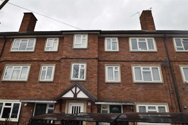 1 Bedroom Flat for sale in Drake Avenue, Worcester