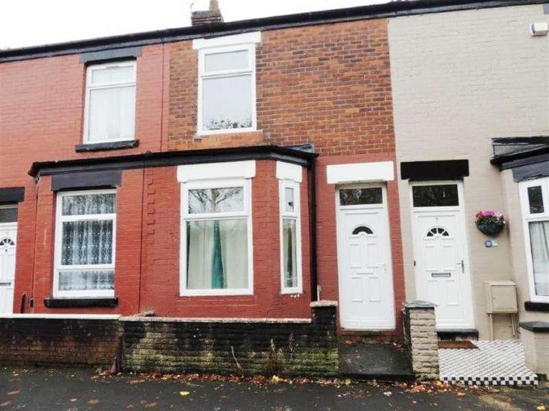 2 Bedrooms Terraced House for sale in Burstead Street, Abbey Hey, Manchester