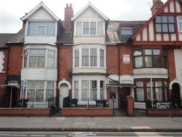 6 Bedrooms Terraced House for rent in East Park Road