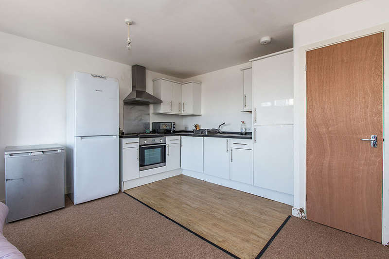 2 Bedrooms Flat for sale in Canal Walk, Portsmouth, PO1