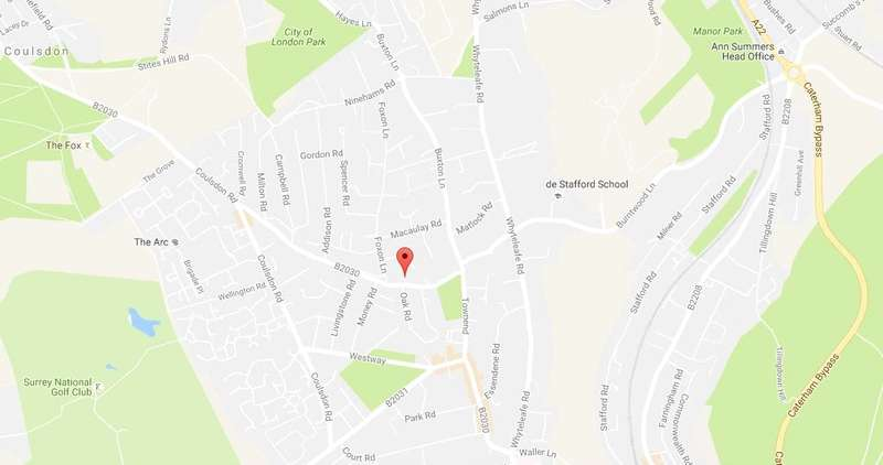 4 Bedrooms Detached House for sale in Banstead Road, Caterham, Surrey