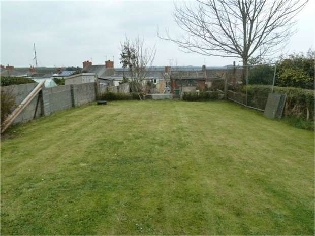 Land Commercial for sale in Cambrian Road, Neyland, Milford Haven, Pembrokeshire