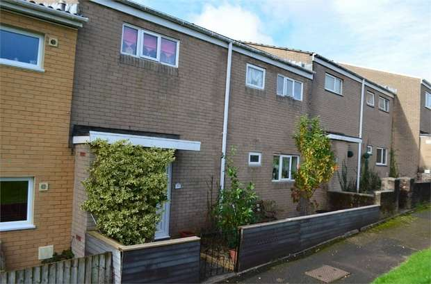 3 Bedrooms Terraced House for sale in Barnets, Greenmeadow, Cwmbran, Torfaen