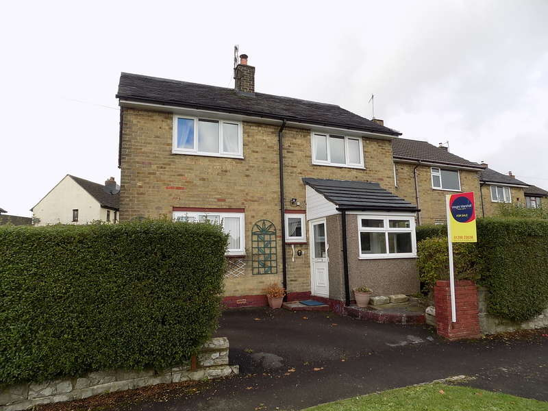 3 Bedrooms End Of Terrace House for sale in Chatsworth Road, Buxton