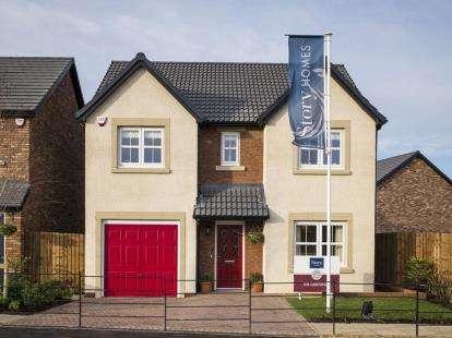 4 Bedrooms Detached House for sale in Waterside, Cottam Way, Cottam Preston, PR4