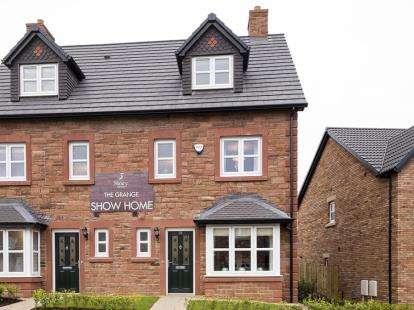 4 Bedrooms Semi Detached House for sale in Waterside, Cottam Way, Cottam Preston, PR4