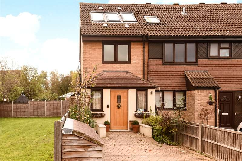 2 Bedrooms End Of Terrace House for sale in Peerless Drive, Harefield, Middlesex, UB9