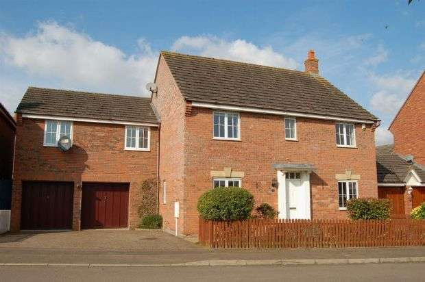 5 Bedrooms Detached House for sale in Morrison Park Road, West Haddon, Northampton NN6 7BJ