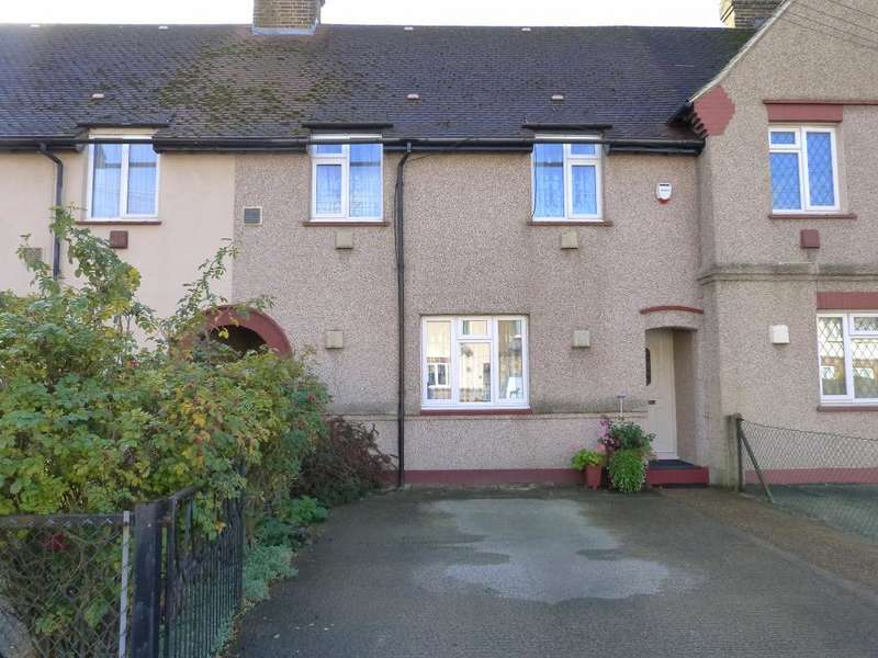 3 Bedrooms Terraced House for sale in Blunts Avenue, Sipson, UB7 0DS